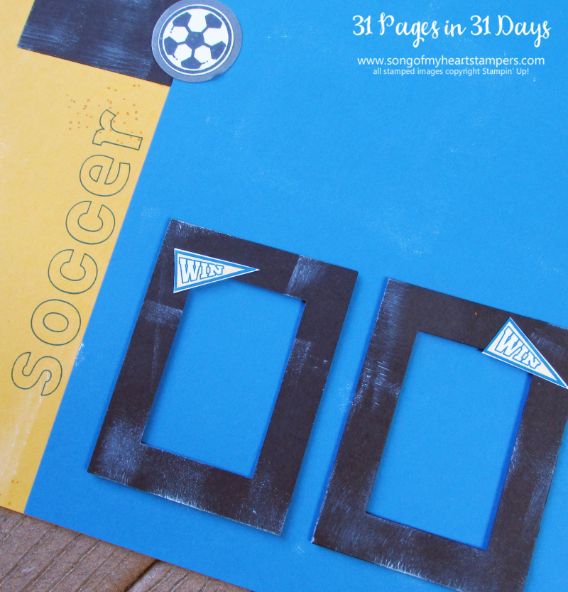 31 pages days scrapbooking 12x12 soccer sports win team layouts scrapbook album 1