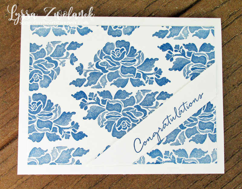 Floral phrases stampin up cardmaking supplies sale rubber stamps Lyssa