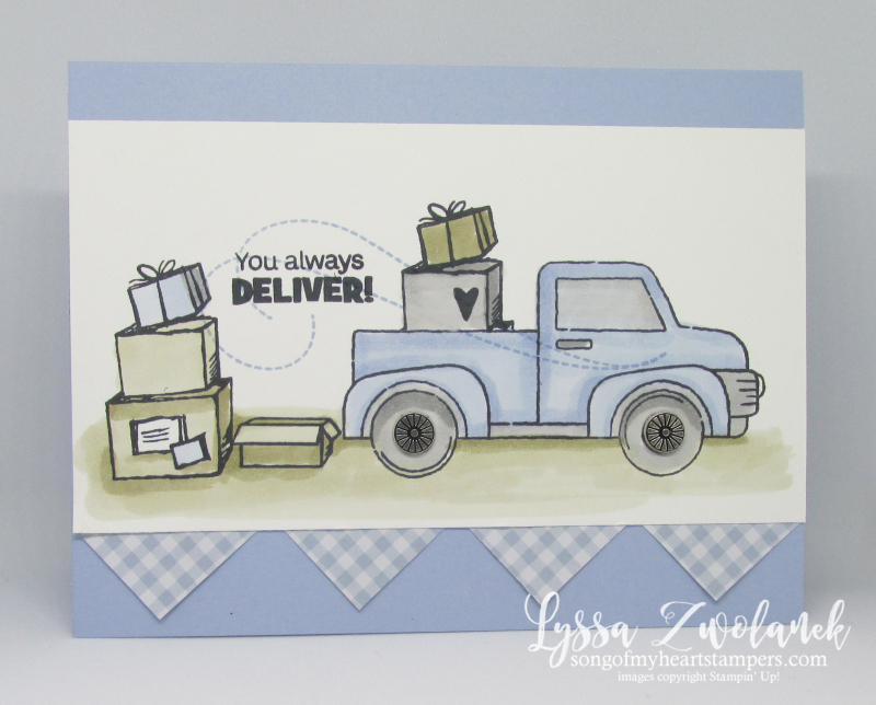 Truck Ride with Me little car pop up dies birthday favors party