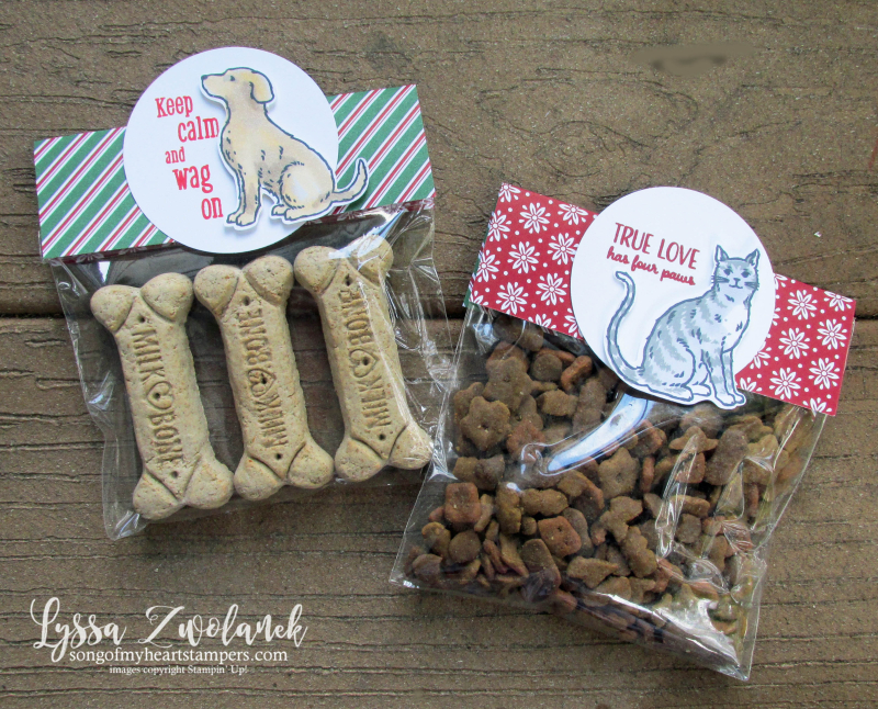 Cat punch dog treats craft fair Christmas pet gifts stocking paw prints rubber stamps DIY