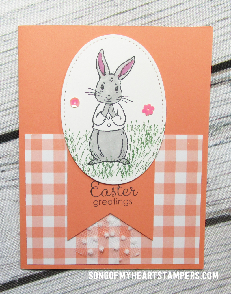 OnStage stampin up rubber stamps fable friends storybook peter rabbit