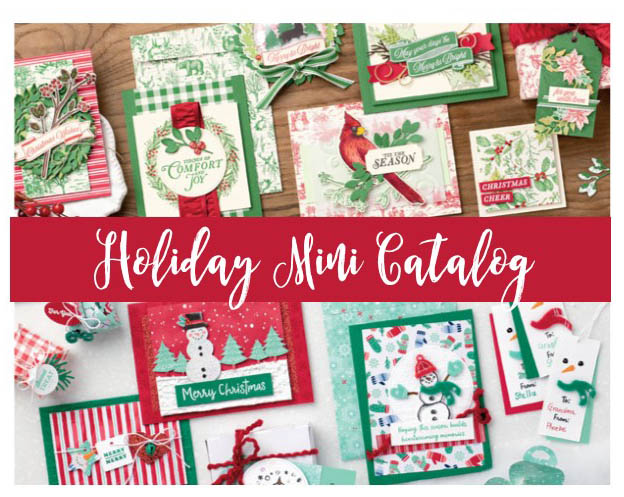 Holiday 2019 mini catalog
