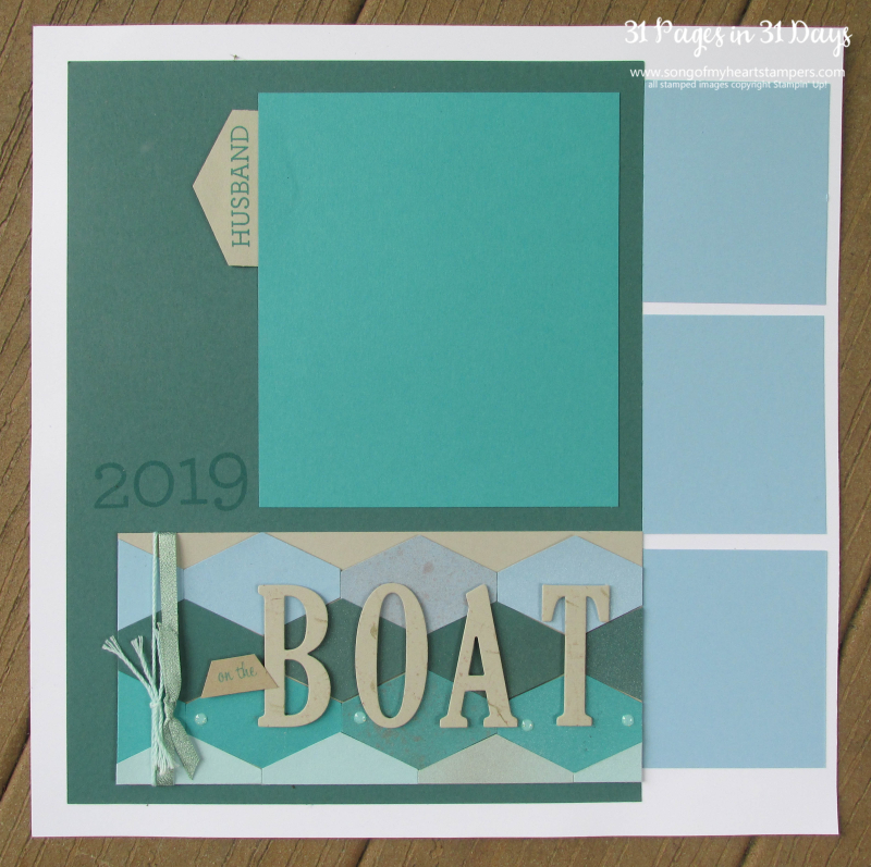 31 pages days scrapbooking 12x12 layouts boat lake ocean ideas scrapbook album 1