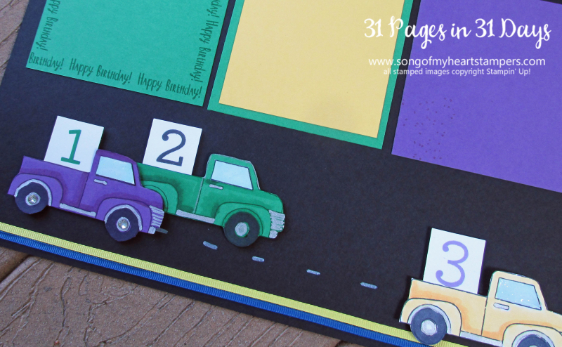31 pages days scrapbooking 12x12 cars trucks trains boy layouts scrapbook album 1