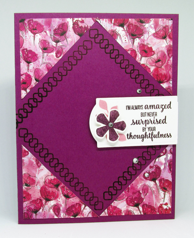 OSW One Sheet Wonder Stampin Up designs layouts cardmaking free ideas My Layout Library