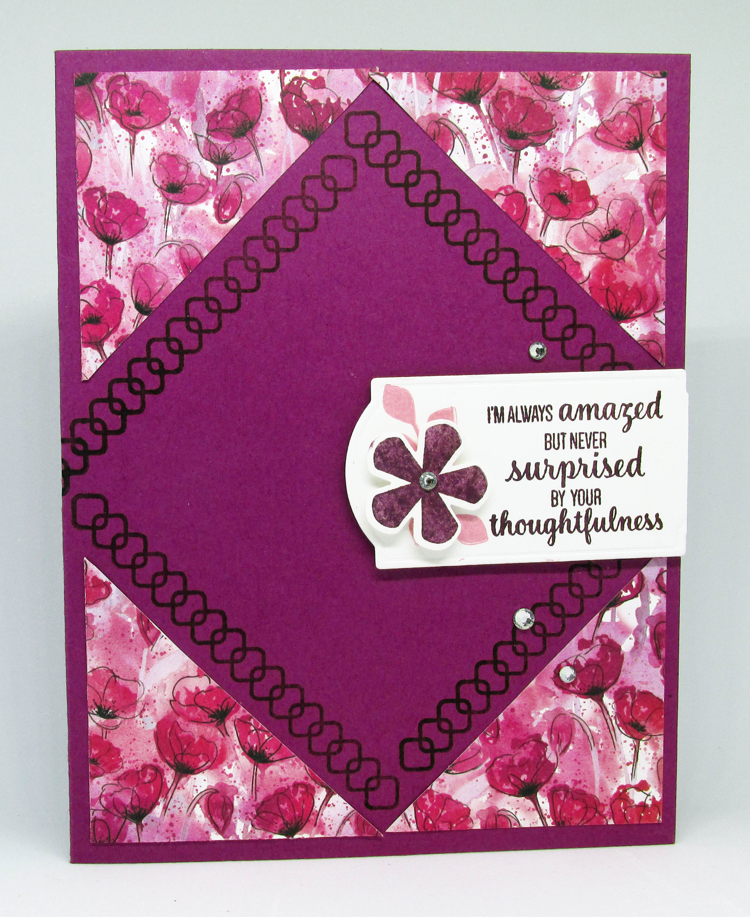 Free One Sheet Wonder Uses Up Your 6x6 Papers Efficiently Song Of My Heart Stampers