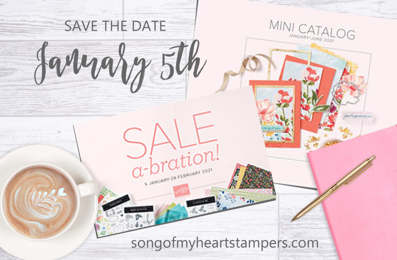 Song of My Heart Save the date
