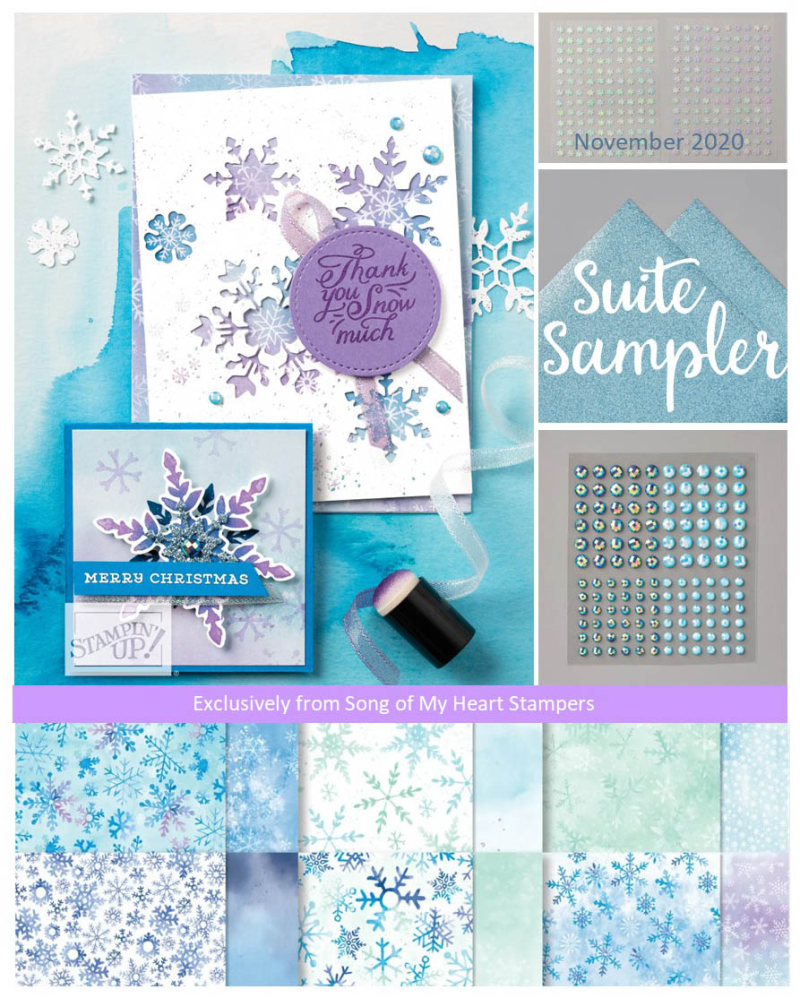 Suite Sampler Snowflake Splendor
