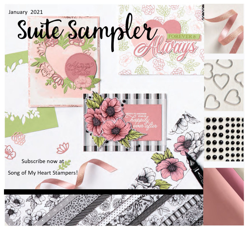 Suite Sampler January 2021