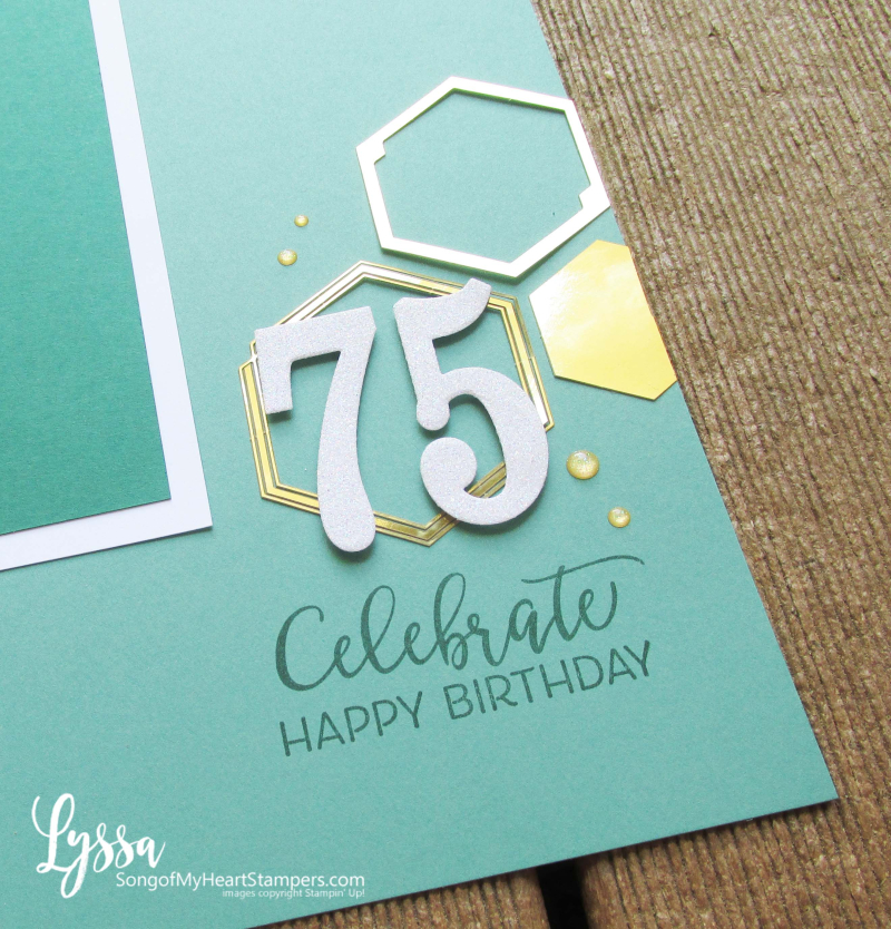 Suite Sampler Stampin Up Lyssa Papaya Expression Ink scrapbooking papers birthday milestone layouts OSW albums ideas