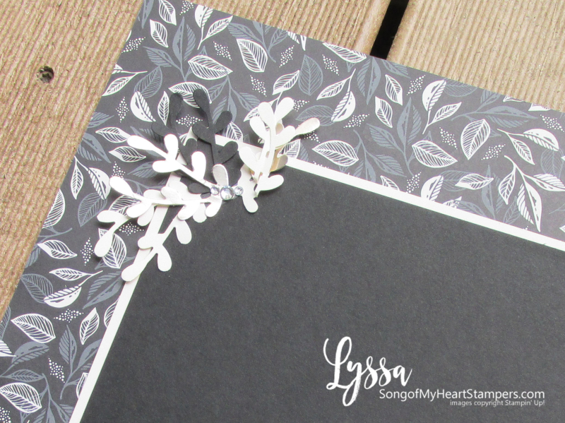 Suite Sampler simply elegant Stampin Up Lyssa scrapbooking ideas