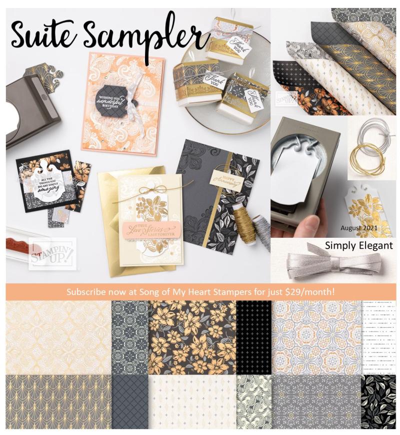 Suite Sampler Simply Elegant