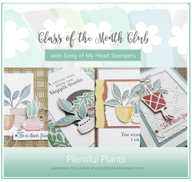September 2021 Plentiful Plants