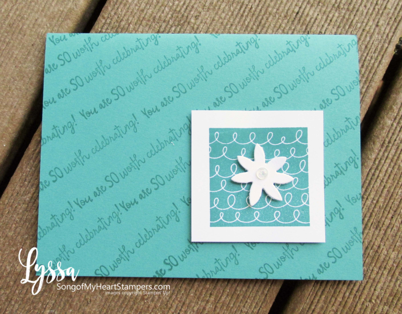 All Squared Away floral square dies Stampin Up Lyssa class printable tutorial ideas DIY cardmaking stamping