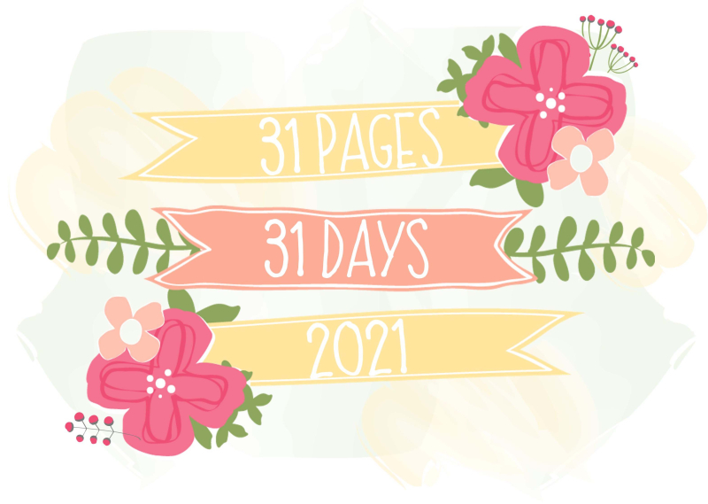 31 Pages 31 Days 2021-001